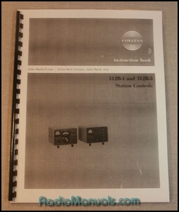 Collins 312B-4 & 312B-5 Instruction Manual