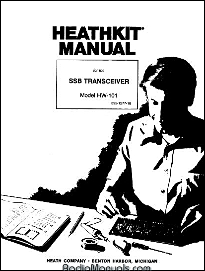 Heathkit Instruction Manuals