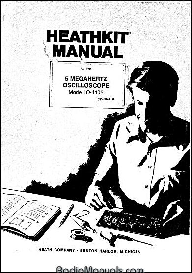 Heathkit Instruction Manuals