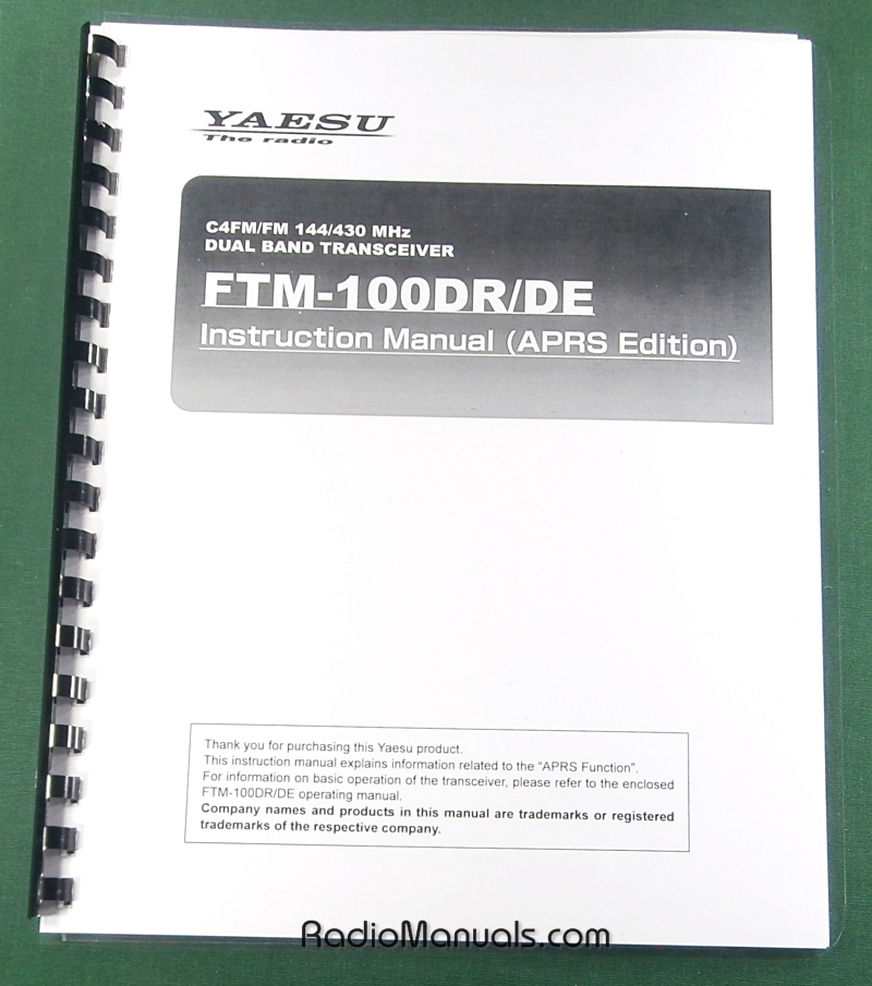 Icom IC-125/T/TM Service Manual