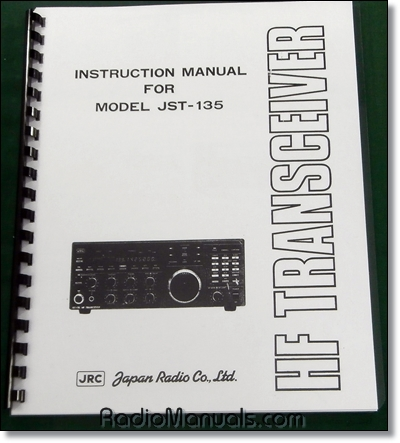 NRD-515 Instruction Manual