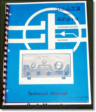 Drake SPR-4 Technical Manual