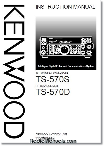 Kenwood TM-V71A/E Service Manual