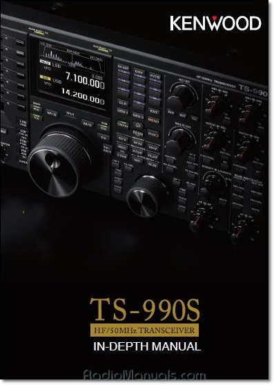 Kenwood TS-990S In-Depth Manual